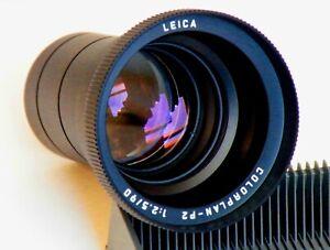 Projektionsobjektiv-Leica-COLORPLAN-P2-2-5-90mm-TOP-Zustand