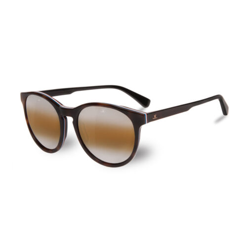 Vuarnet Sunglasses VL161600062136 VL1616 Tortoise//Black Flag /& Brownlynx Mineral