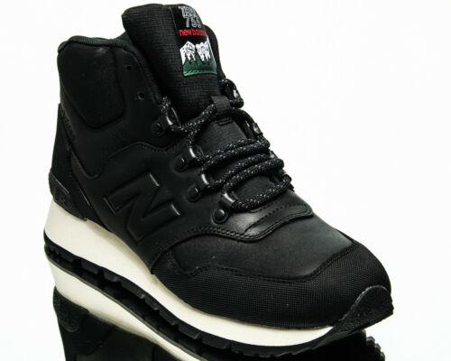 New Balance Trail 755 men lifestyle casual shoes new black cream HL755-BL