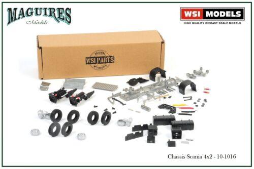 WSI Models10-1016 chasis Scania 4x2 1:50 escala WSI piezas