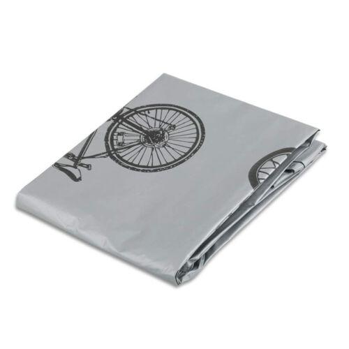 210x100cm Universal Bicycle Protective Cover Rainproof Sunshade Bike Garage Case