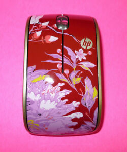 17299941a80 NEW Genuine HP Wireless Optical Mouse w/ Dongle Vivienne Tam Series ...