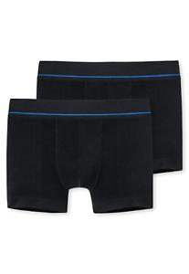 Schiesser-uomo-pantaloncini-2er-PACCO-semlesse-ACTIVE-CDR-temolo
