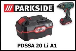 3Ah Parkside bateria atornillado impacto PAP 20 A2 Battery impact PDSSA 20 Li A1