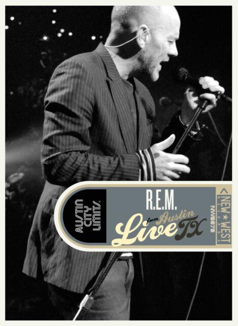 R.E.M. - Live from Austin, TX [DVD]