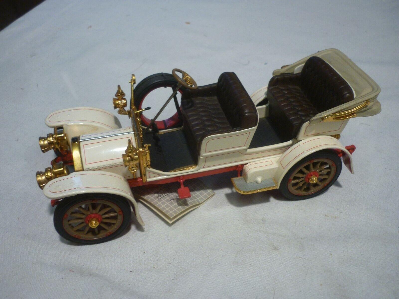 Un Franklin Comme neuf scale model voiture 1904 Mercedes Benz Simplex