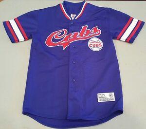 best website c2385 27688 Details about TRUE FAN Chicago Cubs Jersey Derrek LEE 25 Size Youth Large  Stitched Jersey