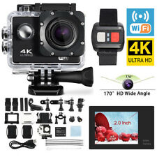 Ultra 4K Full HD 1080P Waterproof Sports Camera Wi-Fi Action Camcorder as Go Pro