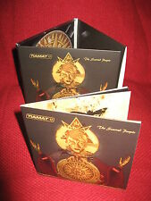 "TIAMAT ""The Scarred People"" 2012 SEALED 6-PANEL DIGIPAK CD WITH 16-PAGE BOOKLET"