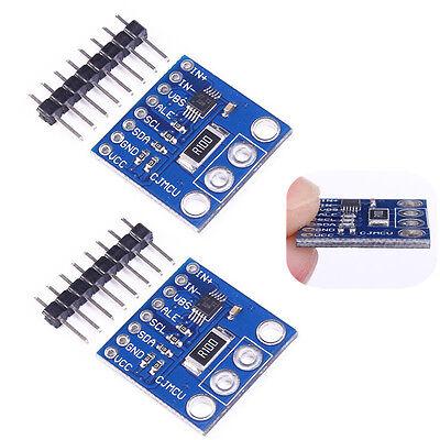2PCS INA226 Bi-Directional Monitor Module Voltage Current Power Alert I2C 36V