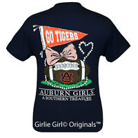 Girlie Girl Originals auburn Treasure Navy Short Sleeve Unisex Fit T-shirt