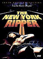 New York Ripper (DVD, 1999)