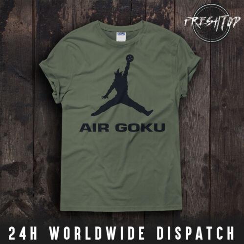 Air Goku Dragon Ball Super fighterz Mélange Vegeta Super Saiyan Anime Cadeau T Shirt Top