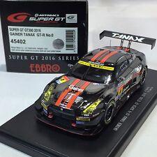 1/43 Ebbro Nissan Skyline GAINER TANAX GTR Super GT300 2016 45402