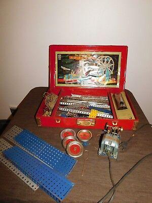 Vintage 1950 Gilbert No. 6 1/2 Erector Set | eBay