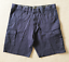 thumbnail 1 - Workzone-Mens-Blue-Chino-Shorts-Size-L-100-Cotton-with-Pockets-Work-Tradie