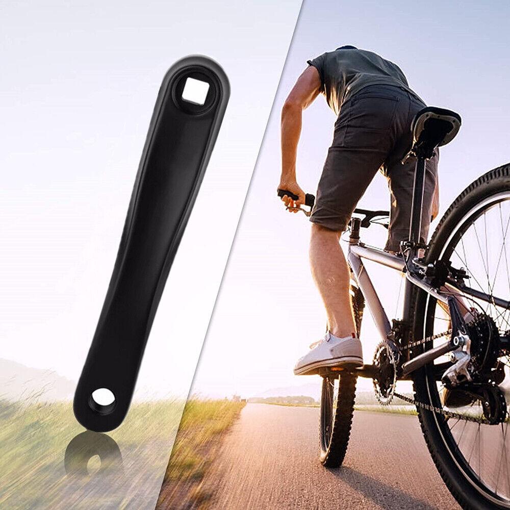 ZTTO Bicycle Bike Crank Arm 170mm Left Side Rhombus//Square Taper Crank Bracket