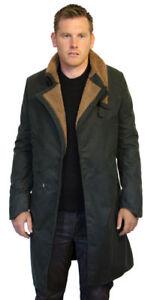 Runner Coat 2049 Blade Trench Gosling Long K Officer Cotton Ryan zww6qdS