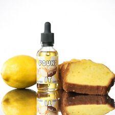 POUND IT - Liquido 60ml by E-Liquid Americano NICOTINA  3 mg AUTENTICO