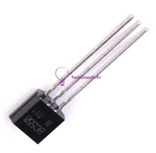 30Stks NEU BC558B BC558 TO-92 PNP 30V 0.1A Transistor NEW