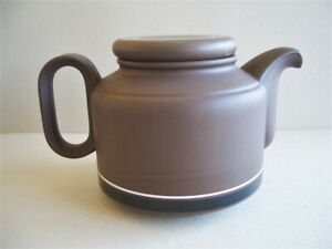 Hornsea-Contrast-Teapot-1970-039-s-Classic-Design-other-items-in-pattern