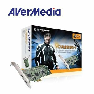 AVerMedia-C027-DarkCrystal-HD-Capture-Pro-Record-1080i-Video-Game-HDMI-Capture