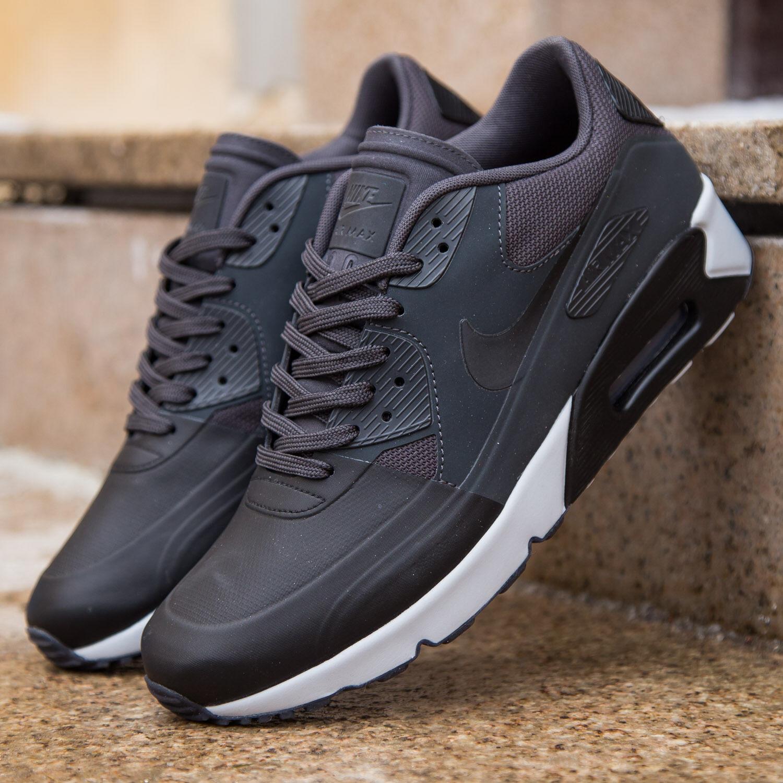 Nike air max 90 ultra 2.0 se 9 schwarz-schwarz-anthracite mens sz 9 se 876005-003 c67cd7