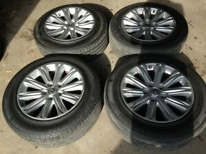 Honda Odyssey Tires >> Details About Honda Odyssey Wheels Tires Pax 235 710r460a Read Description