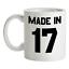 Made-in-039-17-Mug-102nd-Compleanno-1917-Regalo-Regalo-102-Te-Caffe miniatura 1