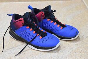 b520ccc4cd3e Details about Jordan Youth Melo M11 GS Shoes 7Y (716598-425) Game Royal Met  Silver Fireberry