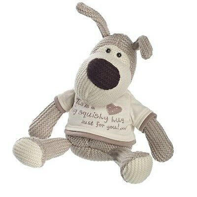 """Boofle Big Squishy Hug For You New Soft 8"""" Plush Toy Official Stockist RRP 14.99"""