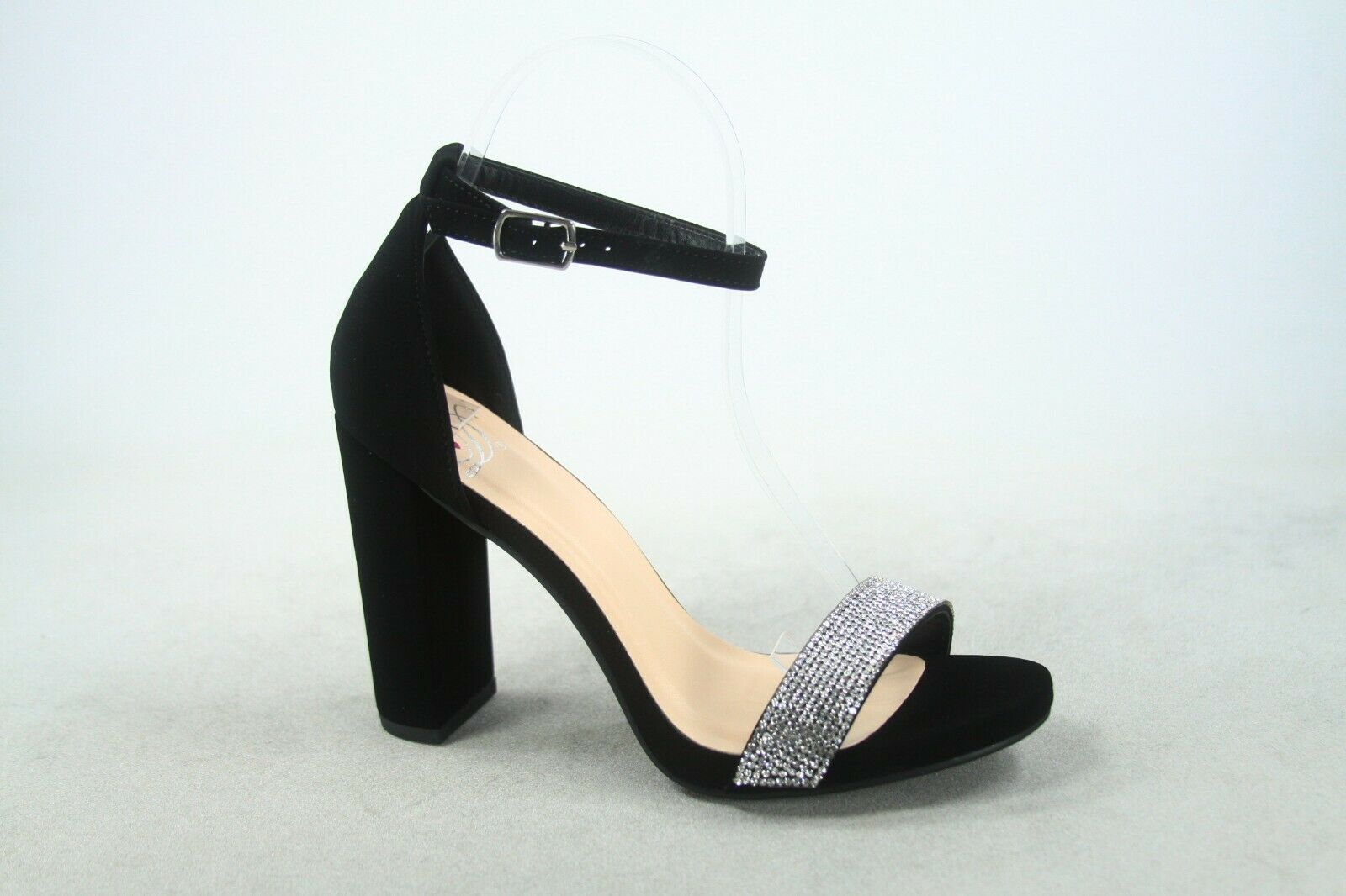 3a64a792082cb NEW Women's Color Open Toe Ankle Strap Chunky Heel Dress Sandal Size 5.5 -  11