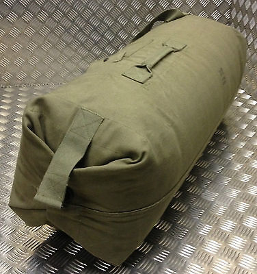 US Army Style Kit/Duffle/Shoulder Bag / SeaSack Rucksack - Assorted Colours- NEW