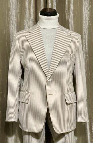 Vintage Neiman Marcus Seersucker Suit