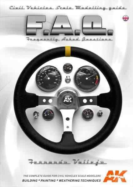 Civil Vehicles Modelling FAQ book - AK 282
