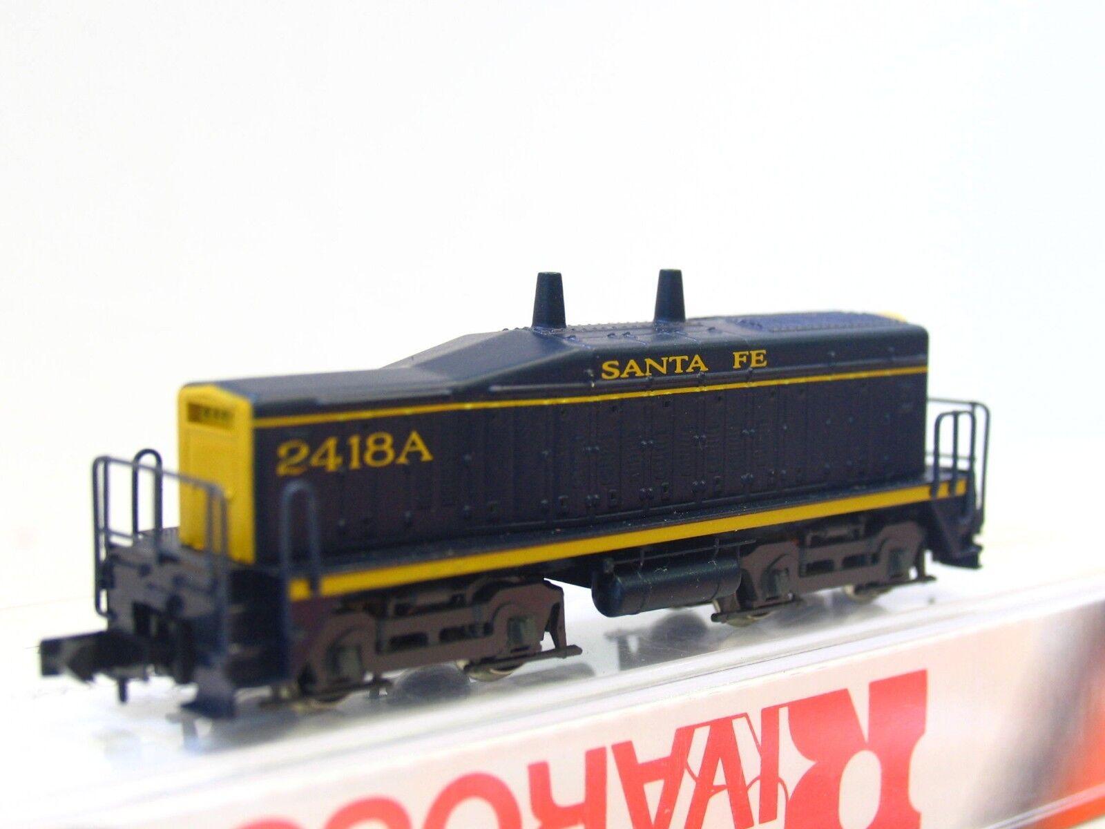 Arnold N 5120 Diesellok ohne Führerstand EMD SW 1500 2418A Santa Fe OVP (V5412)