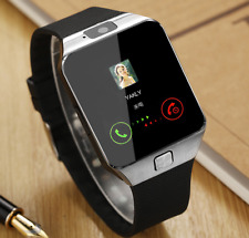 DZ09 Bluetooth Smart Watch GSM SIM Camera for iPhone Samsung Android Phone lg