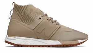 Details about New Balance Men's 247 MID SPORTS STYLE Shoes Beige/white MRL247OY b