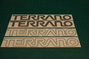 Nissan-Terrano-2-7-tdi-4x4-Side-door-General-body-decals-Stickers