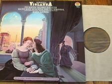 CBS 79229 Korngold Violanta / Marton / Janowski etc. 2 LP box