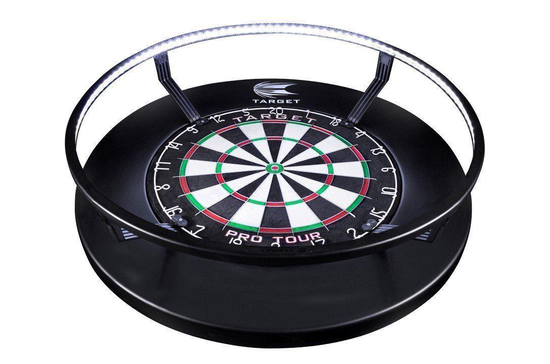 Target CGoldna Vision 360 Hell LED Lighting System für Dartboard Surround