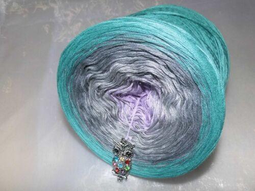 6,90€//100g Wolle Farbverlaufsgarn  200g Garn 4fädig Bobbel freie Wahl