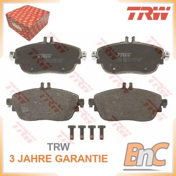 TRW GDB3289 Bremsbelagsatz 4-teilig Scheibenbremse