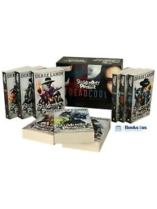 Skulduggery-Pleasant-Series-Derek-Landy-9-Books-Collection-Box-Set