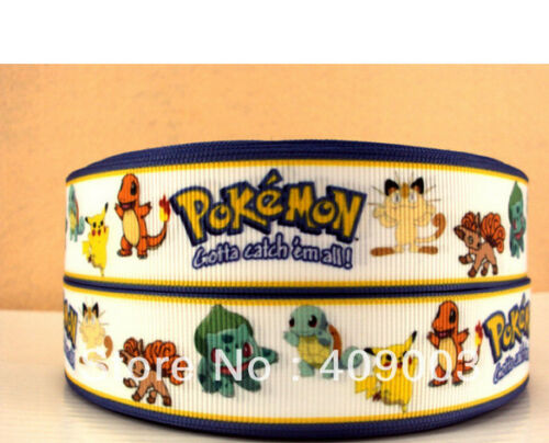 New Pokemon Ribbon Pikachu Gotta catch /'em all!