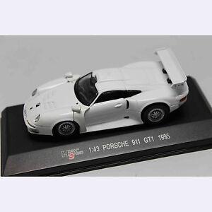 1-43-Car-Model-80089-PORSCHE-911-GT1-1995-WHITE