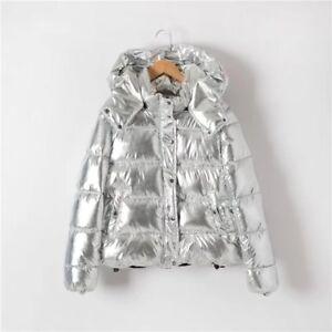 e52b3c3ec Women's Duck Goose Down Ultralight Winter Jacket Warm Puffer Coat ...