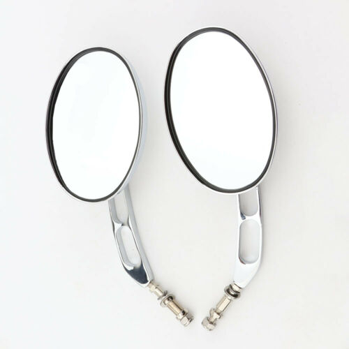 Motorcycle Round Rearview Mirrors For Harley Sportster 1200 883 Ultra Limited US