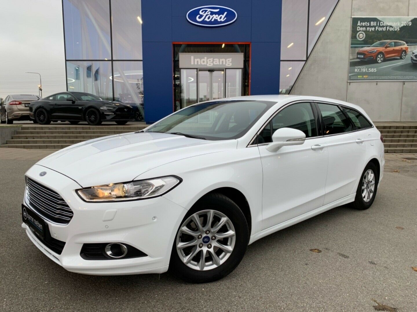Ford Mondeo 1,6 TDCi 115 Trend stc.