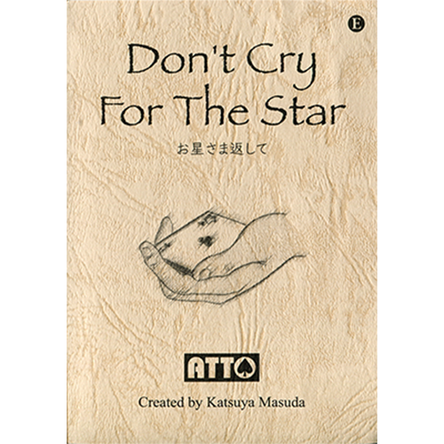 Don't Cry For The Star by Katsuya Masuda